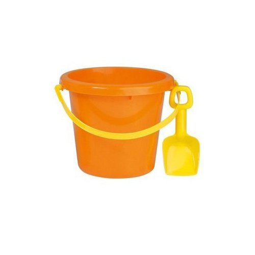 American Plastic Toy Jumbo 2 Gallon Pail & Shovel Playset