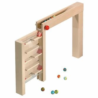 Haba Skyscraper - Marble Ball Track Accessory (Made In Germany)