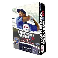 Cardinal Industries Tiger Woods Dvd Game In Box