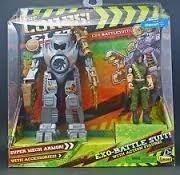 The Corps Elite Exo-Battle Suit With Action Figure!