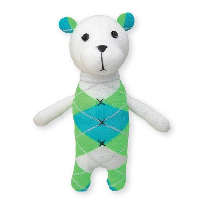 Sockabouts Cuddly Creature Plush Toy Made Of Socks-Toshi