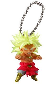 Gashapon Dragon Ball Super Udm Burst 24 Mini Figure : Broly Ss