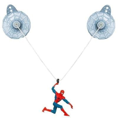 Marvel Ultimate Spider-Man Zip Line Zoom Spider-Man Figure By Hasbro