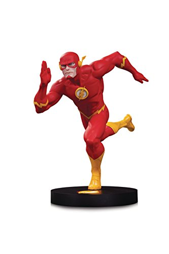 Dc Collectibles Designer Series: The Flash By Francis Manapul Statue