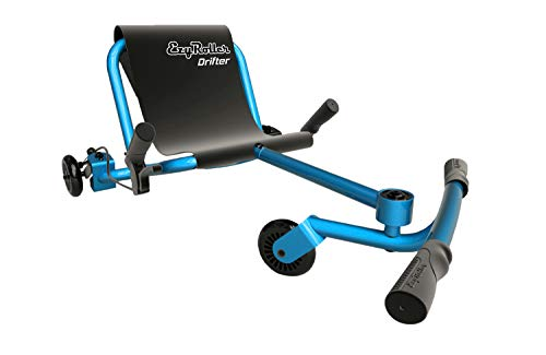 Ezyroller Drifter - New Twist On Scooter - Ride On Toy - Children Age 6+ Years Old - Blue