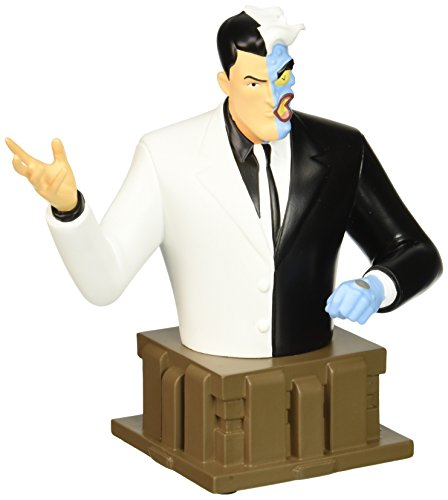 Diamond Select Toys Batman: The Animated Series: Two-Face Resin Bust Statue