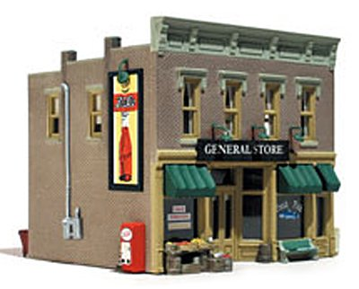 Woodland Scenics N Scale Built-&Amp;-Ready Structures Lubener'S General Store