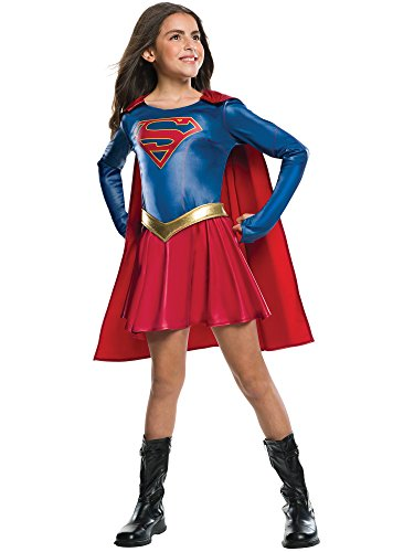 Rubie'S Costume Kids Supergirl Tv Show Costume, Large