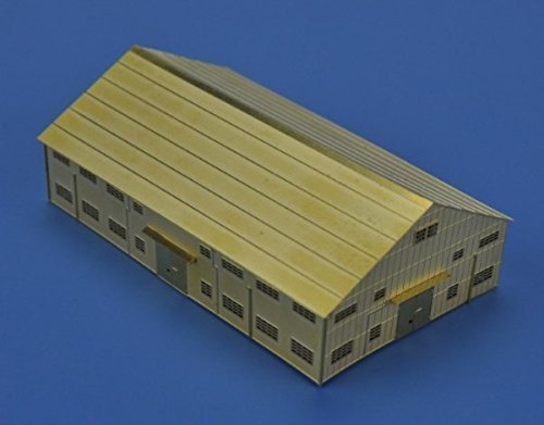 Alliance Model Works 1:700 Dockyard Diorama Accessories Building Set 7 #Nw70042