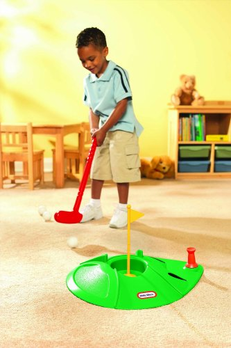 Little Tikes Drive, Putt And Golf Set