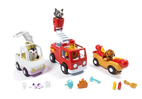 Sago Mini  Vehicles - Road Trip Collection