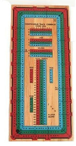 Cambor Games Cribbage Track Continuous Triple Track
