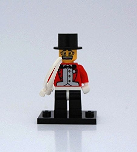 Rare Collection Model!!! New Arrival!!!New Lego Minifigures Series 2 8684 - Circus Ringmaster
