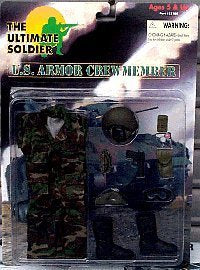 Ultimate Soldier Modern Us Armor Crewmember