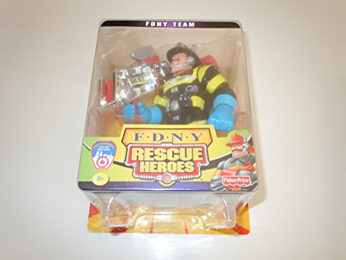 Fdny Billy Blazes Rescue Heroes (Fdny Team)