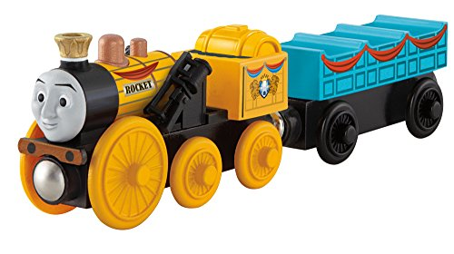 Fisher-Price Thomas &Amp; Friends Wooden Railway, Stephen Engine