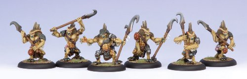 Minion Bog Trog Ambushers Unit Box Set