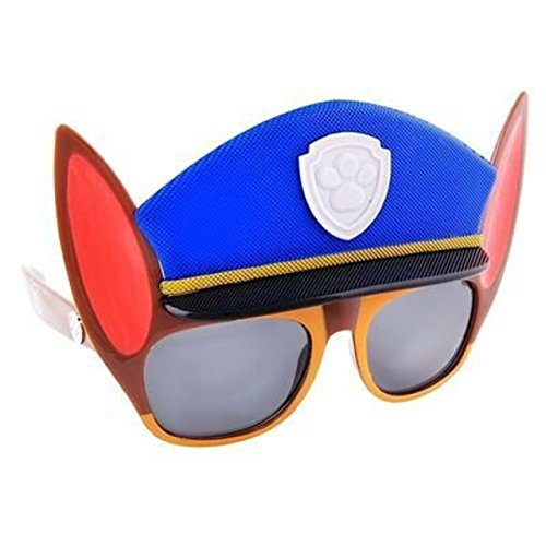 Sunstaches Nickelodeon Paw Patrol Chase Sunglasses, Party Favors, Uv400
