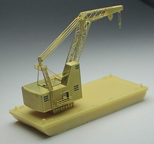 Alliance Model Works 1:700 Usn Yd-88 25T Floating Crane #Nw70037