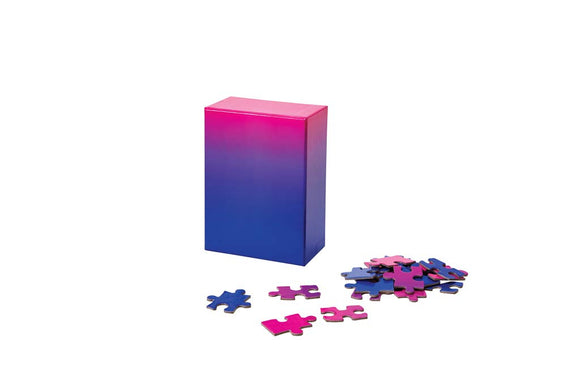 Areaware Gradient Puzzle Small (Pink/Blue)