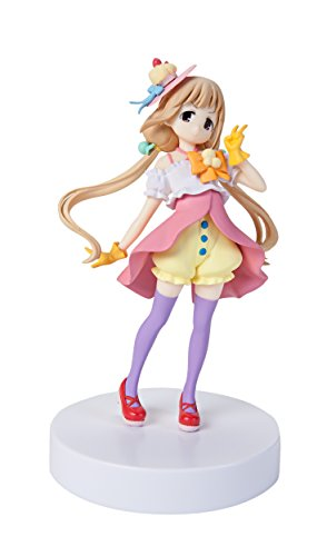 Banpresto The Idolmaster Cinderella Girls Anzu Futaba Candy Island Figure Action Figure, 6.3