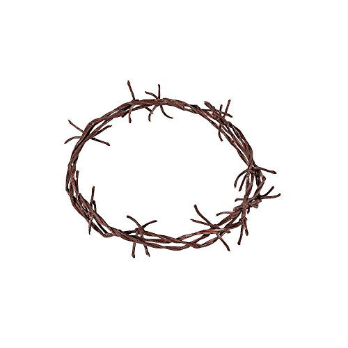 Fun Express - Child Crown Of Thorns For Easter - Apparel Accessories - Costume Accessories - Costume Props - Easter - 1 Piece