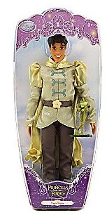 Disney The Princess And The Frog Exclusive 11 Inch Doll Prince Naveen