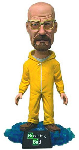 Mezco Toyz Breaking Bad Bobblehead Walter 6  Action Figure