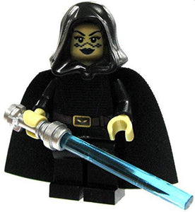 New! Lego Barriss Offee W/ Lightsaber Minifig Minifigure Mini Fig