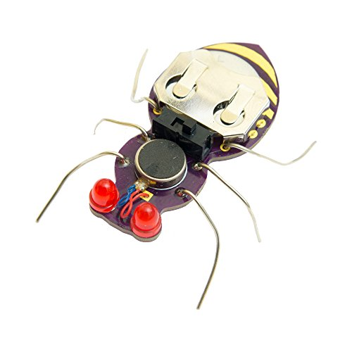Learn To Solder Kit: Jitterbug