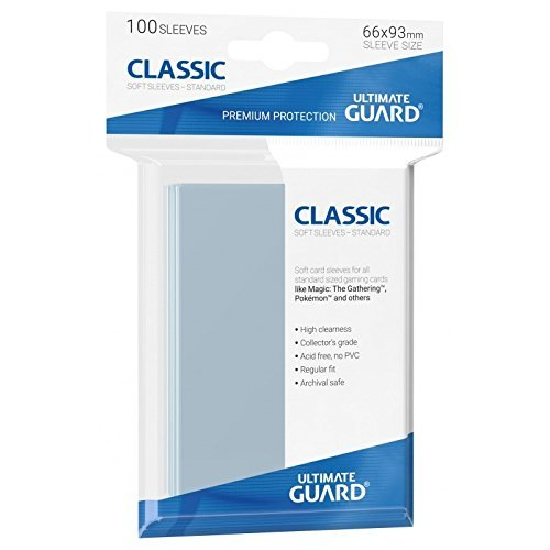 Ultimate Guard 100 Classic Soft Sleeves