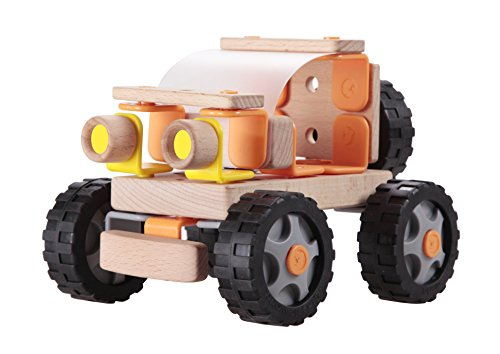 Classic World Off-Road Vehicle Building Set