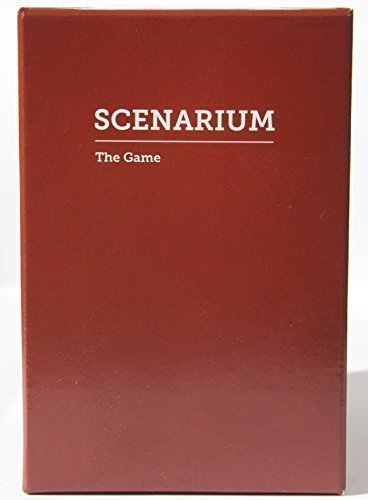 Scenarium - A Party Game For Storytellers