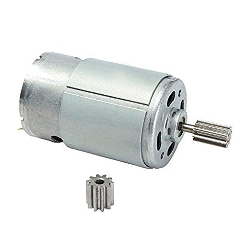 Jiaruixin 1 Pcs Universal 550 20000Rpm Electric Motor Rs550 6V Motor Drive Engine Accessory Rc Car Children Ride On Toys Replacement Parts
