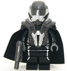 New Lego General Zod Minifig Figure Minifigure 76003 76009 Superman Dc Villain