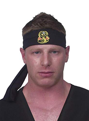 Incogneato Cobra Kai Headband