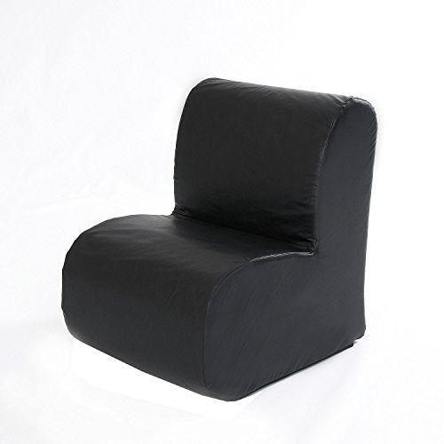 Foamnasium Cloud Chair Playset, Black