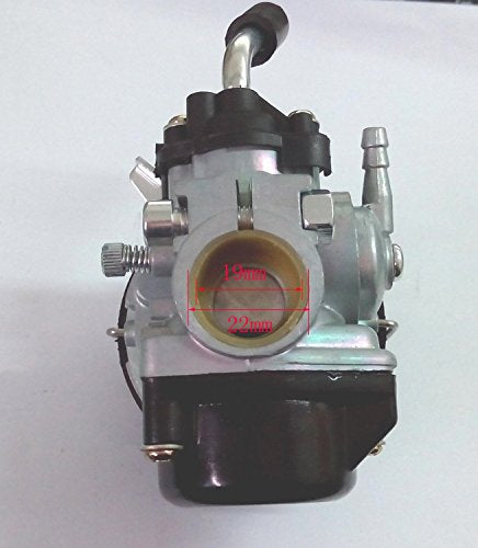 Hifrom Tm High Performance Engine Carburetor Carb For Motorized Bicycle 2-Stroke 49Cc 60Cc 66Cc 80Cc