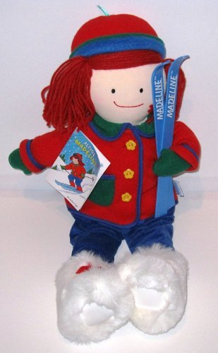 Madeline Collectible 19  Plush 1997 Doll ( Alphine Madeline )
