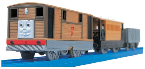 Thomas &Amp; Friends Ts-11 Toby (Tomica Plarail Model Train) (Japan Import)