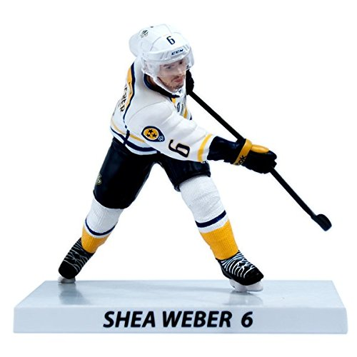 Shea Weber All Star Game Exclusive Nashville Predators 2015-16 Nhl 6  Figure Imports Dragon Wave 3