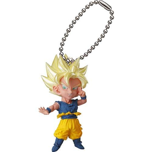 Dragon Ball Z Udm Burst 13 Son Goku Gashapon Bandai