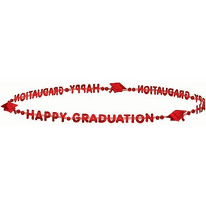 Red Grad Bead Necklace