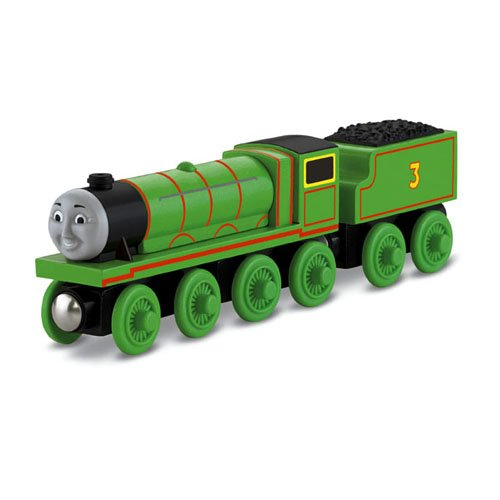 Fisher-Price Thomas &Amp; Friends Wooden Railway, Henry