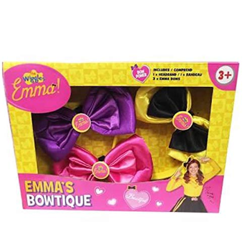 The Wiggles Emma'S Bowtique