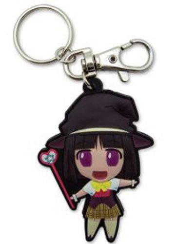 Great Eastern Entertainment Rosario Vampire Yukari Keychain