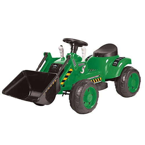 Kid Motorz Tractor In Green (6V)