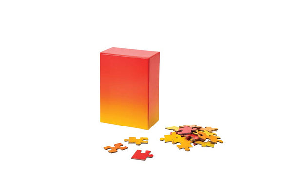 Areaware Gradient Puzzle Small (Red/Yellow)