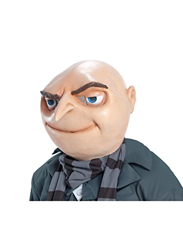 Rubie'S Despicable Me 2 Gru Mask, Multicolor, One Size