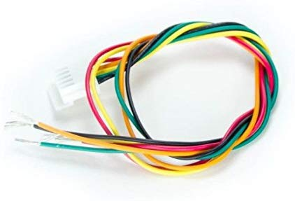 5 Pin Replacement Cable Compatible With Sanwa Jlf-H Joysticks By Atomic Market